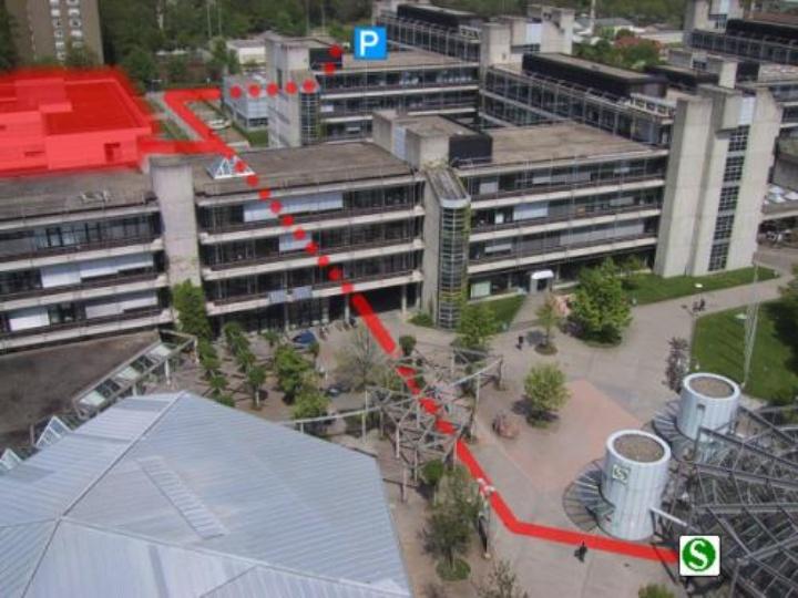 campus map photo
